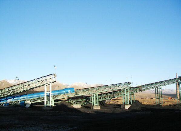煤矿用皮带输送机