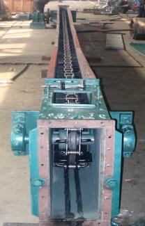 FU链式刮板输送机
