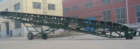 桁架式移动皮带输送机